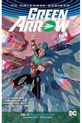 Green Arrow Vol. 3 - Rebirth - Percy,Benjamin pdf epub