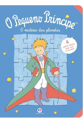 Pequeno Príncipe - o Mistério Dos Planetas - Livro Quebra Cabeça - Editora Ciranda Cultural | Nisrs.org