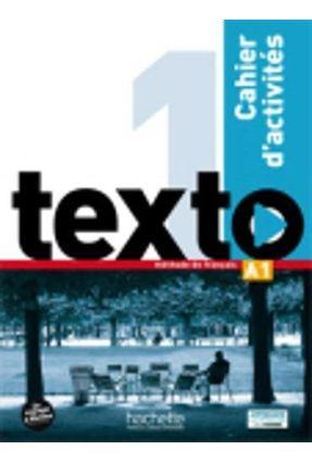 Texto - Niveau 1 - Cahier d'activités + CD audio - Bougnec,Jean-thierry Le pdf epub