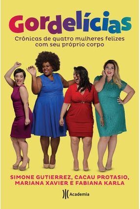 Gordelícias - Karla,Fabiana Protásio,Cacau Gutierrez,Simone Xavier,Mariana | Nisrs.org