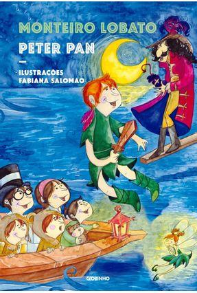 Peter Pan - A História Do Menino Que Não Queria Crescer, Contada Por Dona Benta