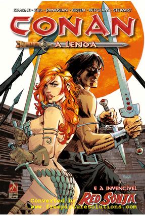 Conan A Lenda - e A Invencível Sonja - Simone,Gail | Hoshan.org