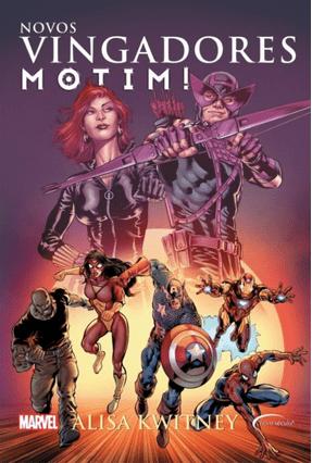 Novos Vingadores - Motim - Kwitney,Alisa | Tagrny.org