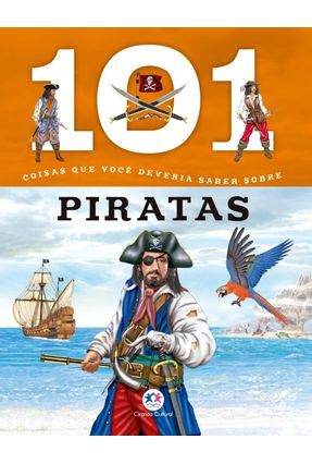 101 Coisas Que Você Deveria Saber Sobre Piratas - Susaeta Susaeta   Nisrs.org