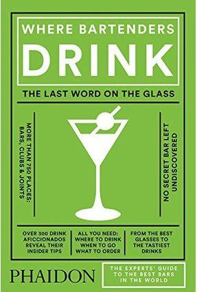 Where Bartenders Drink - Stillman,Adrienne pdf epub