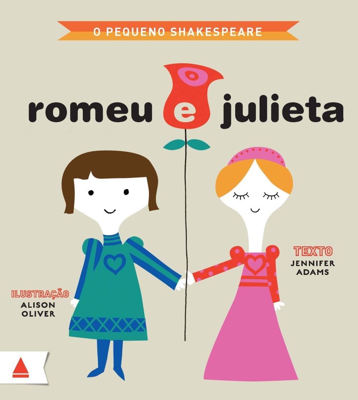 O Pequeno Shakespeare Romeu E Julieta Saraiva