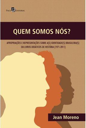 Quem Somos Nós? - Moreno,Jean Carlos | Hoshan.org