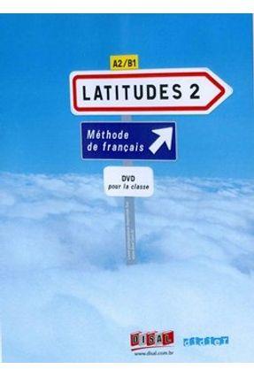 Latitudes 2 - DVD - Nacional - France,Marie De | Hoshan.org