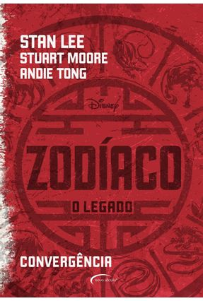 Zodíaco - o Legado - Convergência - Vol. 1 - Lee,Stan Moore,Stuart Tong,Andie | Hoshan.org