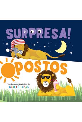 Opostos - Surpresa! - Lucas,Gareth pdf epub