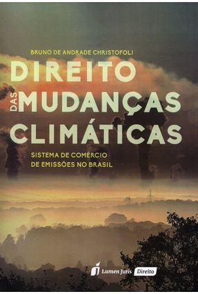 Direito Das Mudanças Climáticas - Christofoli,Bruno De Andrade pdf epub
