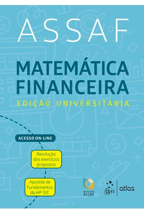 Matemática Financeira - Edição Universitária - Assaf Neto,Alexandre | Hoshan.org