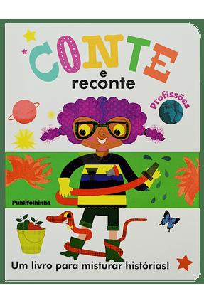 Profissões - Col. Conte e Reconte - Jones,Frankie | Tagrny.org