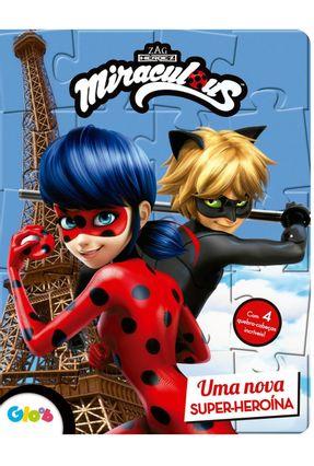 Ladybug - Uma Nova Super-Heroína - Editora Ciranda Cultural | Nisrs.org