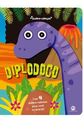 Diplodoco - Editora Ciranda Cultural | Hoshan.org
