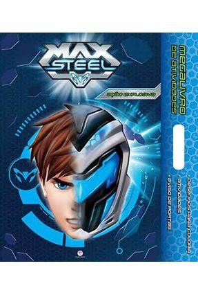 Max Steel - Megalivro de Atividades - Editora Ciranda Cultural | Tagrny.org