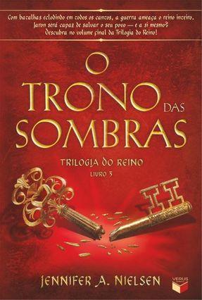 O Trono Das Sombras (Vol. 3 Trilogia Do Reino) - Nielsen,Jennifer A pdf epub