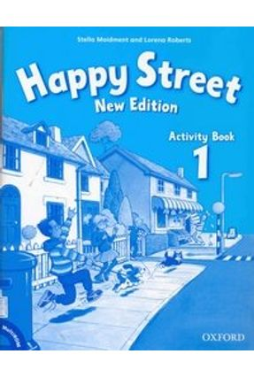 Happy Street - New Edition - Activity Book 1 - Roberts,Lorena Maidment,Stella | Tagrny.org