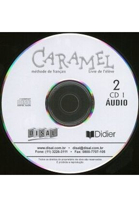 Caramel 2 - CD Classe - Doring,Nadja Vermeersch,Frédéric | Hoshan.org
