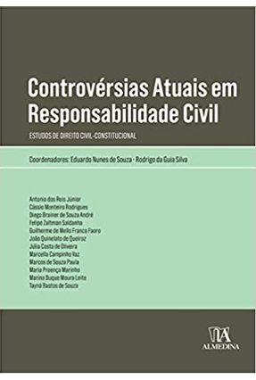 Controvérsias Atuais Em Responsabilidade Civil -  pdf epub
