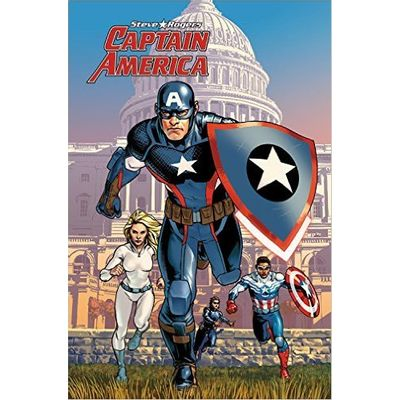 Captain America- Steve Rogers Vol. 1