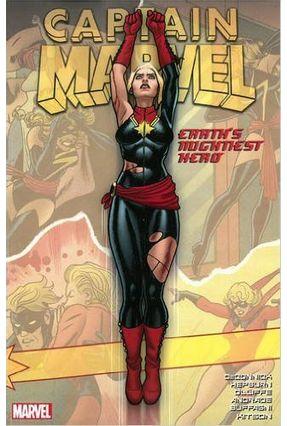 Captain Marvel- Earth's Mightiest Hero Vol. 2 - Meter,Jen Van Deconnick,Kelly Sue | Hoshan.org