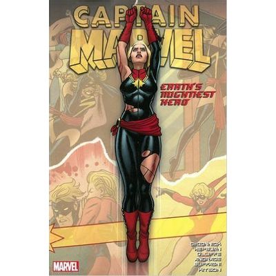 Captain Marvel- Earth's Mightiest Hero Vol. 2