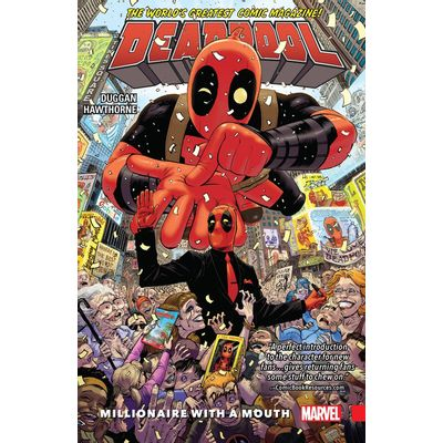 Deadpool- World's Greatest Vol. 1- Millionaire With A Mouth