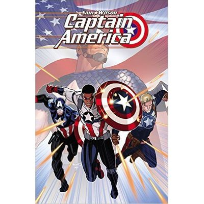 Captain America- Sam Wilson Vol. 2