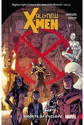 All-New X-Men- Inevitable Vol. 1 - Ghosts Of Cyclops - Bagley,Mark Hopeless,Dennis | Hoshan.org