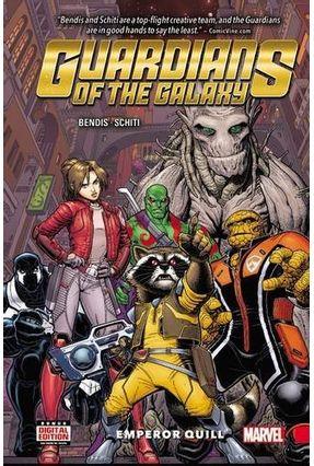 Guardians of the Galaxy- New Guard Vol. 1- Emporer Quill - Bendis,Brian Michael pdf epub