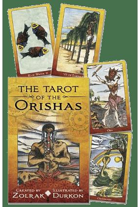 The Tarot Of The Orishas - Zolrak Durkon pdf epub