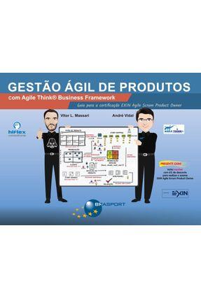Gestão Ágil De Produtos - Vidal,André | Hoshan.org