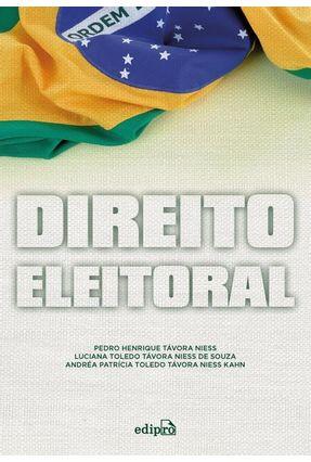 Direito Eleitoral - Niess,Pedro Henrique Távora   Tagrny.org
