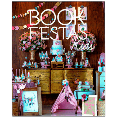 Book Festas Kids - Volume 6