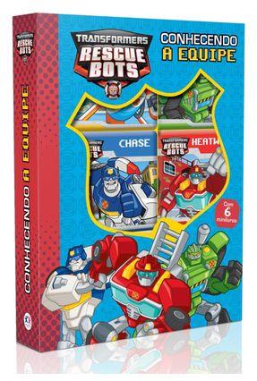 Transformers - Conhecendo A Equipe - Editora Ciranda Cultural | Hoshan.org