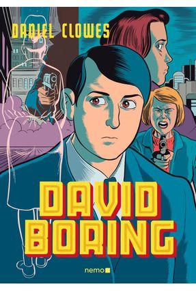 David Boring - Clowes,Daniel pdf epub
