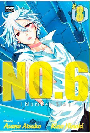 NO.6 Vol. 8 - Atsuko Asano | Tagrny.org