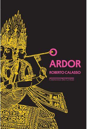 O Ardor - Roberto Calasso   Hoshan.org