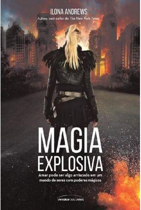 Magia Explosiva - Andrews,Ilona   Hoshan.org