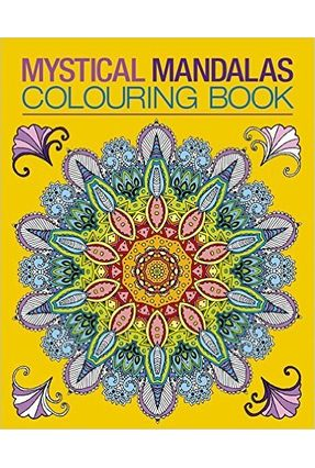 Mystical Mandalas Colouring Book - Publishing ,Arcturus   Hoshan.org