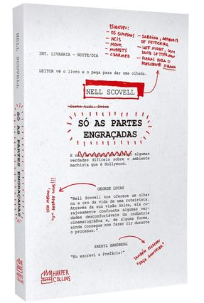 Só As Partes Engraçadas - Nell Scovell | Tagrny.org