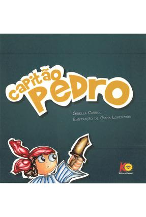 Capitão Pedro - Cassol,Gisella pdf epub
