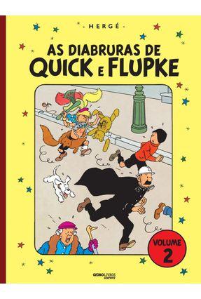 As Diabruras de Quick e Flupke - Vol. 2 - Herge pdf epub