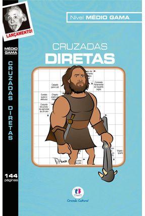 Cruzadas Diretas - Nivel Médio Gama - Editora Ciranda Cultural   Hoshan.org