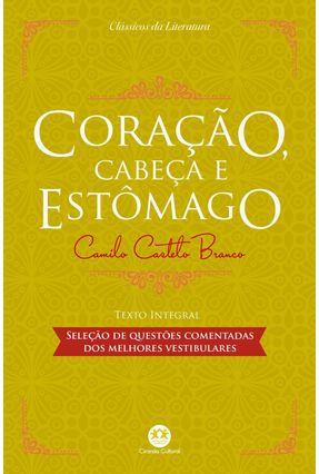 Coração, Cabeça E Estômago - Branco,Camilo Castelo | Hoshan.org