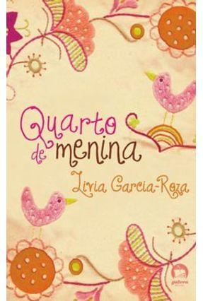 Quarto de Menina - Roza,Livia Garcia | Hoshan.org