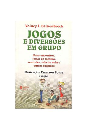 Jogos e Diversões em Grupo - Berkenbrock,Volney José pdf epub