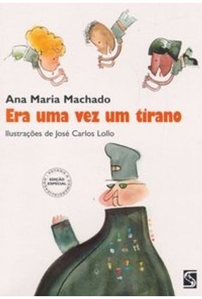 Era uma Vez um Tirano - 2ª Edição 2003 - Machado,Ana Maria pdf epub