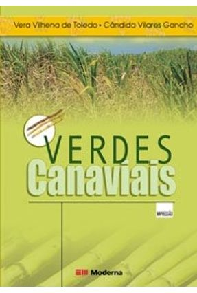 Verdes Canaviais - Col. Desafios - 2ª Edição 2003 - Toledo,Vera Vilhena de pdf epub